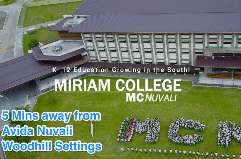 Miriam College Nuvali