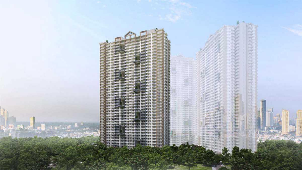 KAI Garden Building perspective