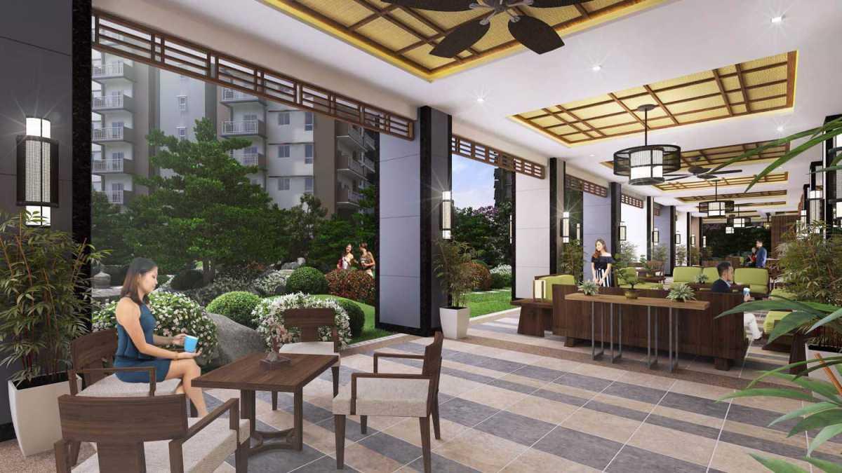 KAI Garden lounge