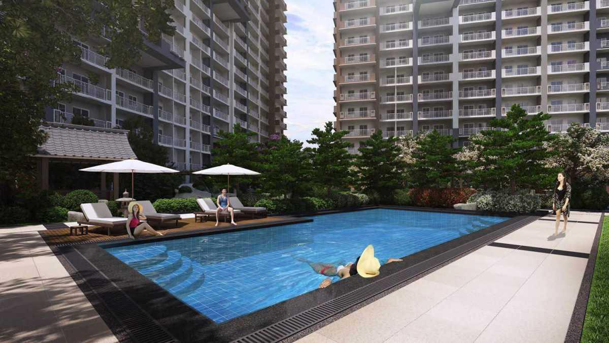 KAI Garden lounge pool