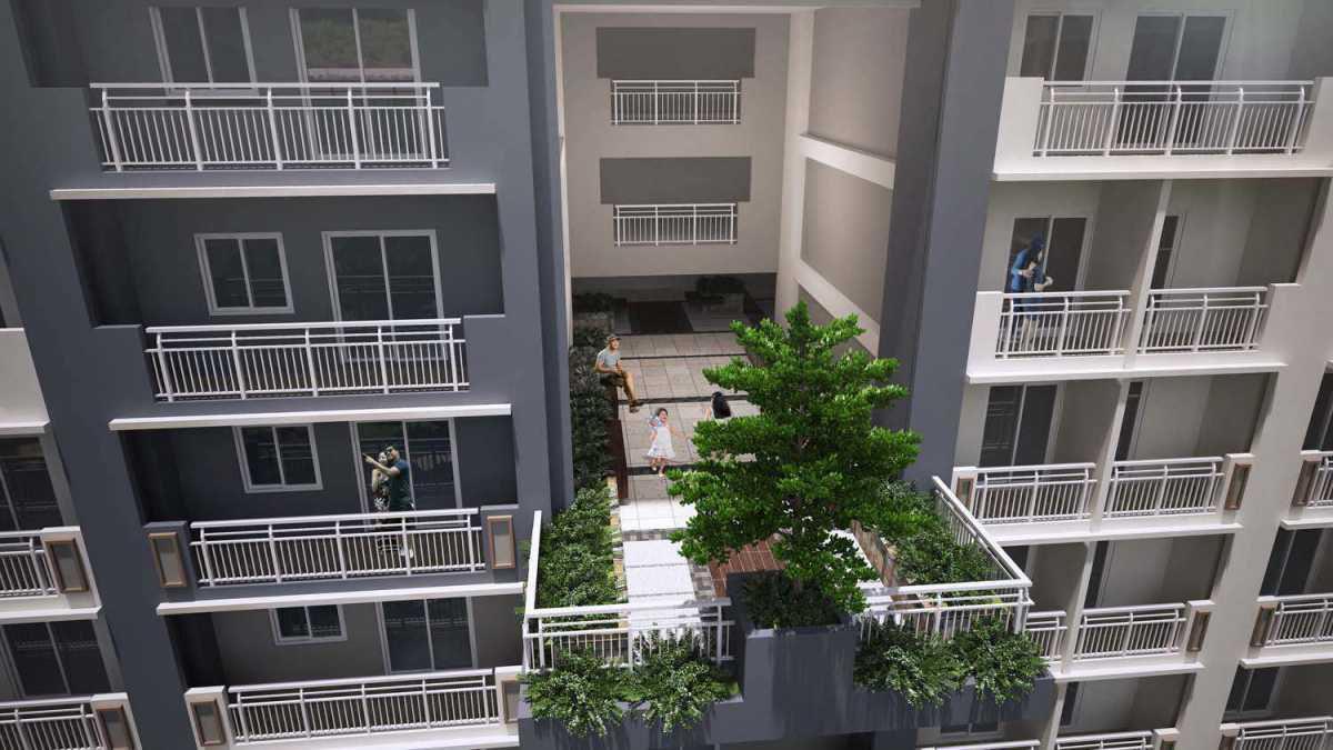 KAI Garden sky patio