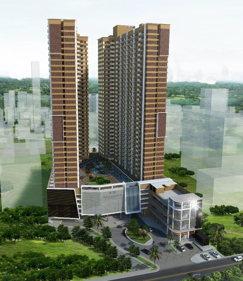 Condos For Sale In The Bay Area: The Radiance, Manila Bay