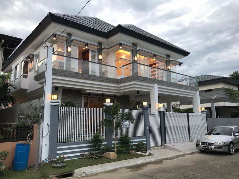 House And Lot For Sale At Eastville Filinvest East
