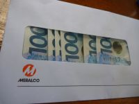 Payment for Meralco