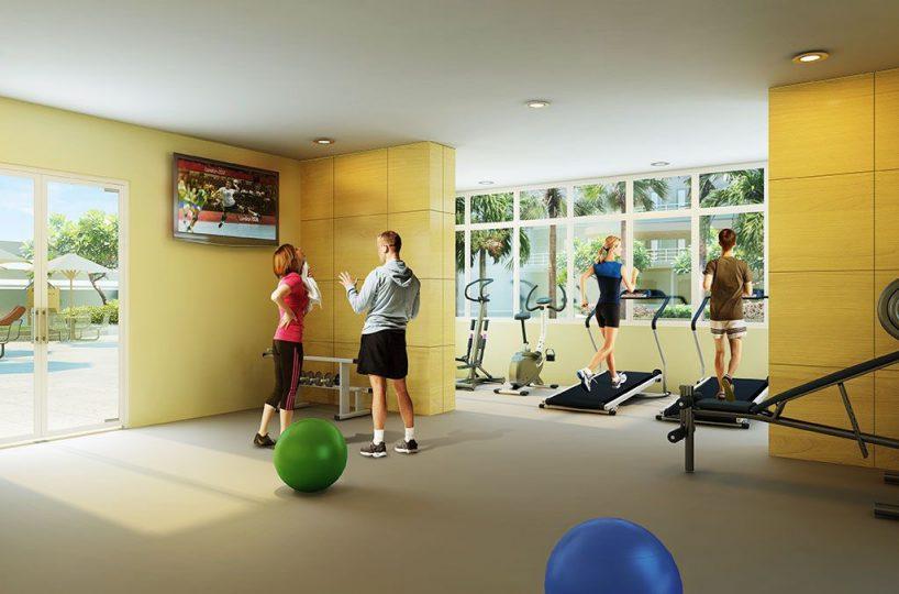 Avida Towers Asten Fitness Center