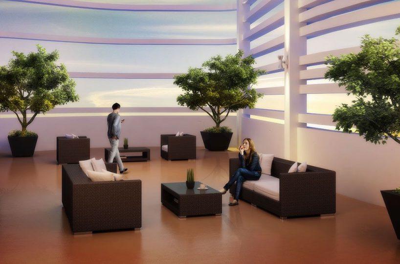 Avida Towers Asten Sky Lounge