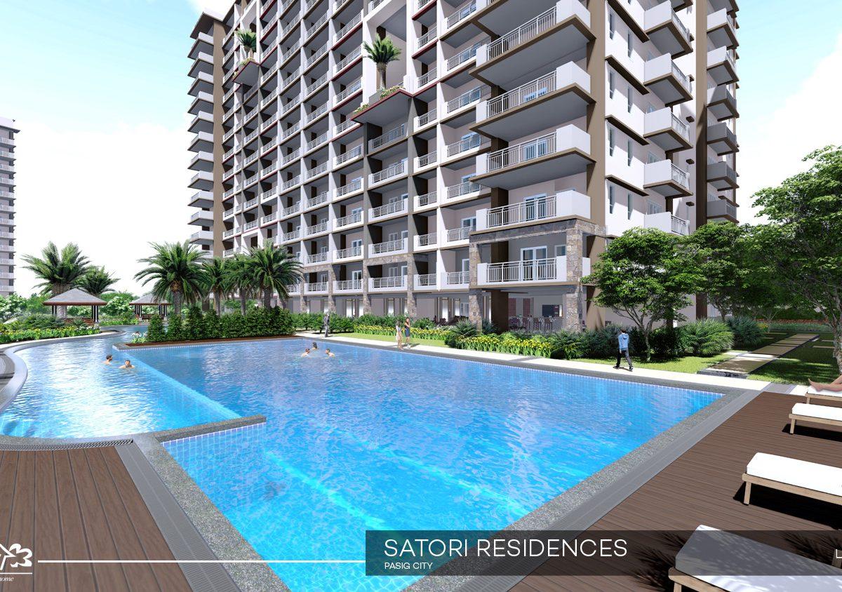 Satori Residences Pasig