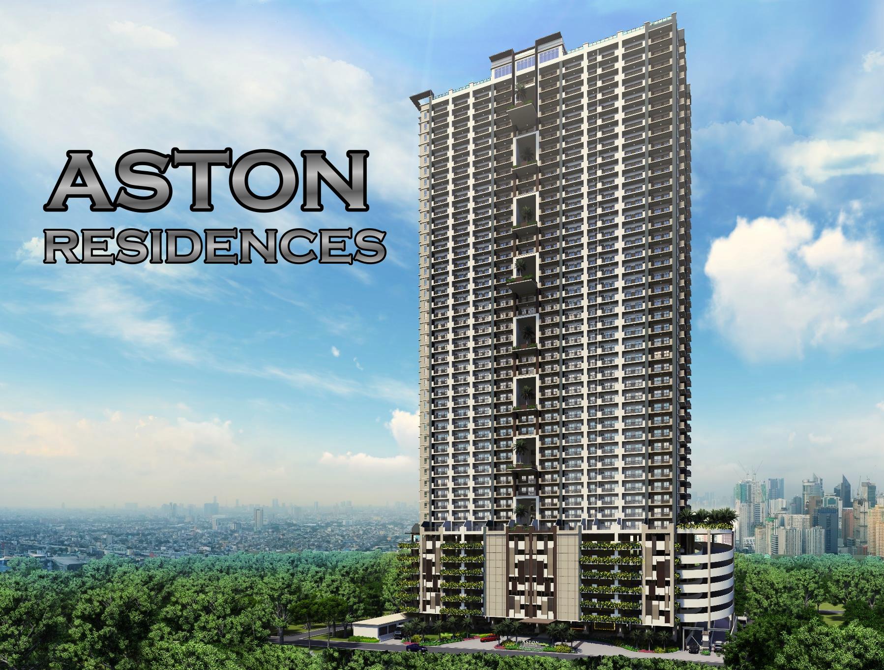 Aston Residences Pasay City
